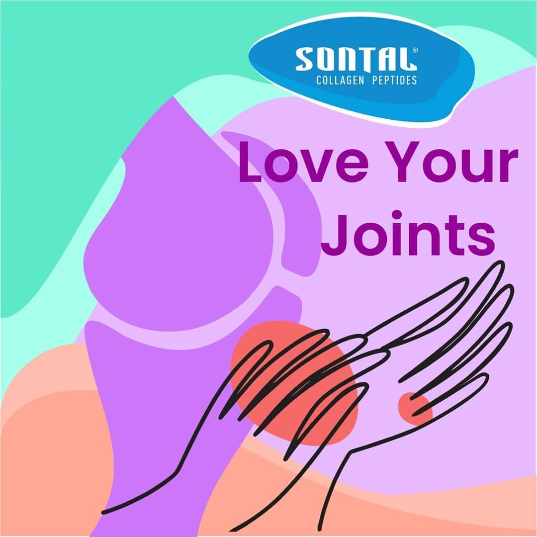 Collagen love your joints